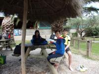 Sortie ados Kanyon Park Argeles le 29 05 2016